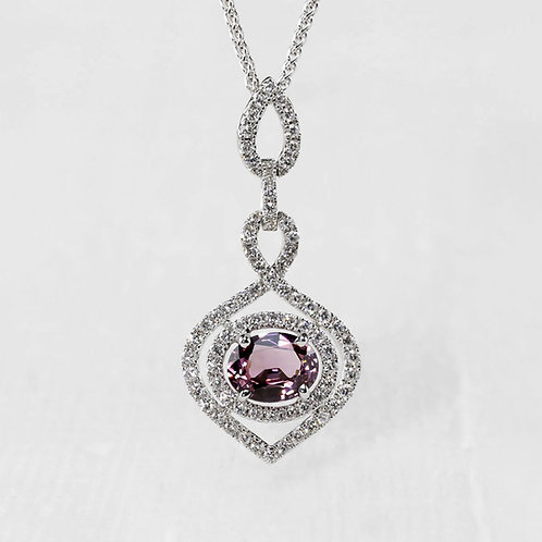 Spinel Pendant