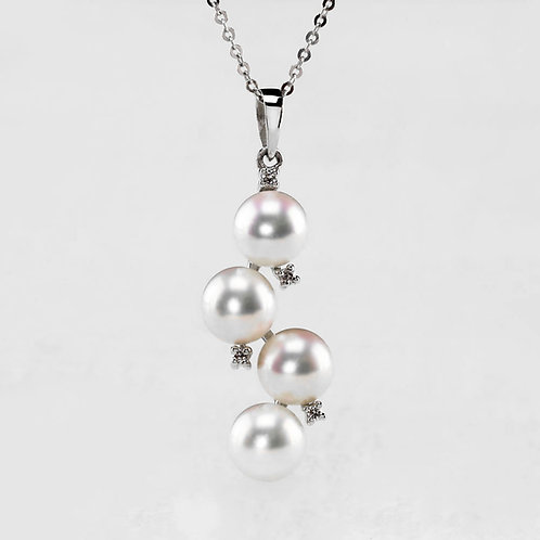 Bubble Pearl Pendant