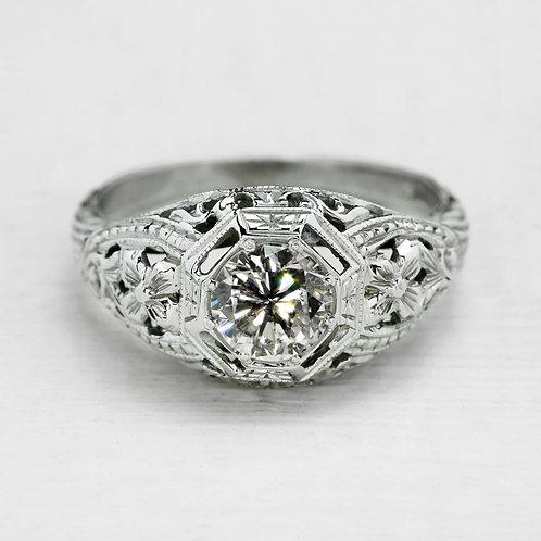 Edwardian Era Engagement Ring