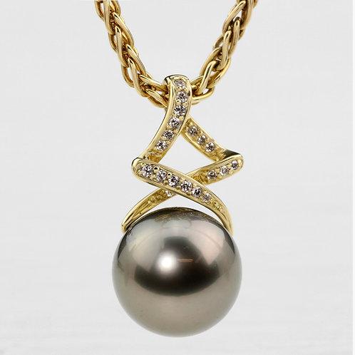 Pearl Twist Pendant