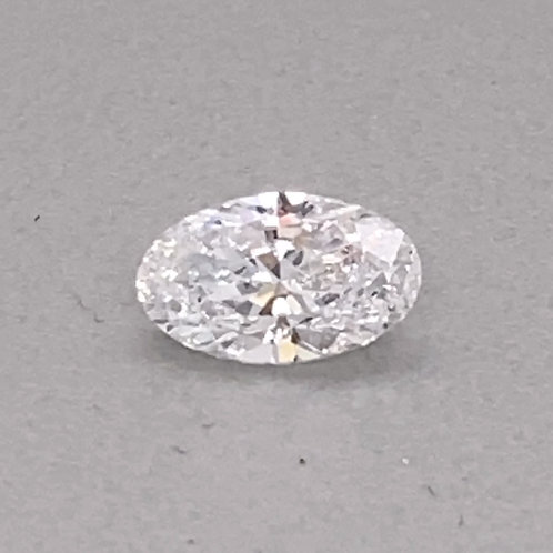 Oval Shaped Diamond .90 carat