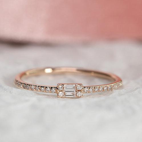 Diamond Stacker Ring