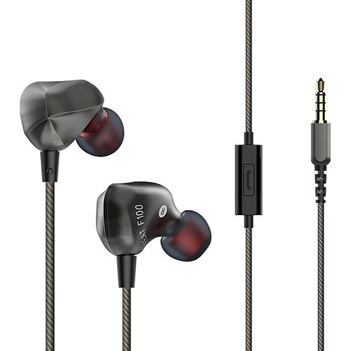 AUGLAMOUR F100 Sports Earphones