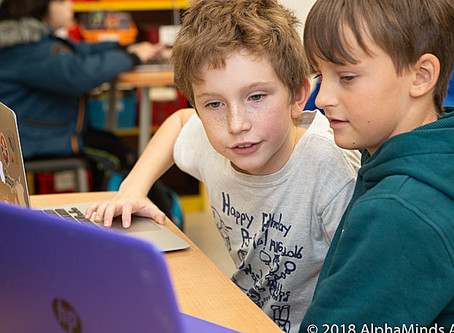 LH Spotlight: Alpha Minds Academy