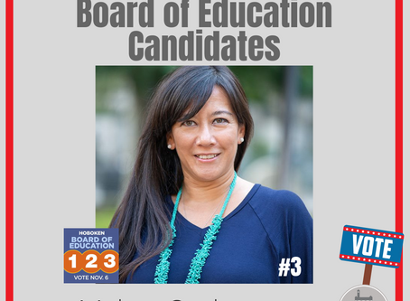 HOBOKEN MATTERS: Board of Education Candidate Malani Cademartori