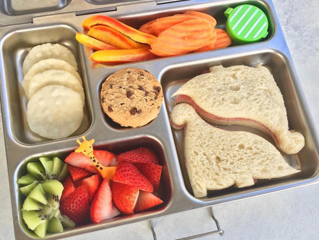 Expert Advice: Creative and Easy Lunch Box Ideas