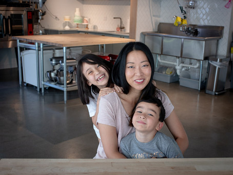 MOM BOSS OF THE MONTH: Jennifer Choi