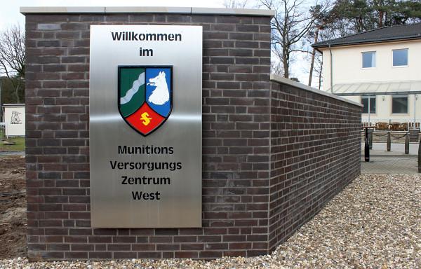 Munitions Versorgungs Zentrum West
