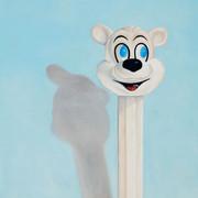 'Polar bear Pez'