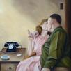 'Kissing couple'