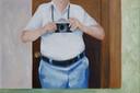 'Camera reflection'