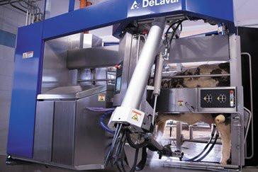DeLaval VMS V300 Süt sağım robotu faydaları. Sağım robotu fiyatı ve maliyetleri hakkında. Otomatik süt sağım robotu özellikleri