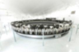 delaval rotary sağımhane sistemi