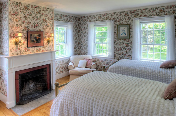 Main residence bedroom