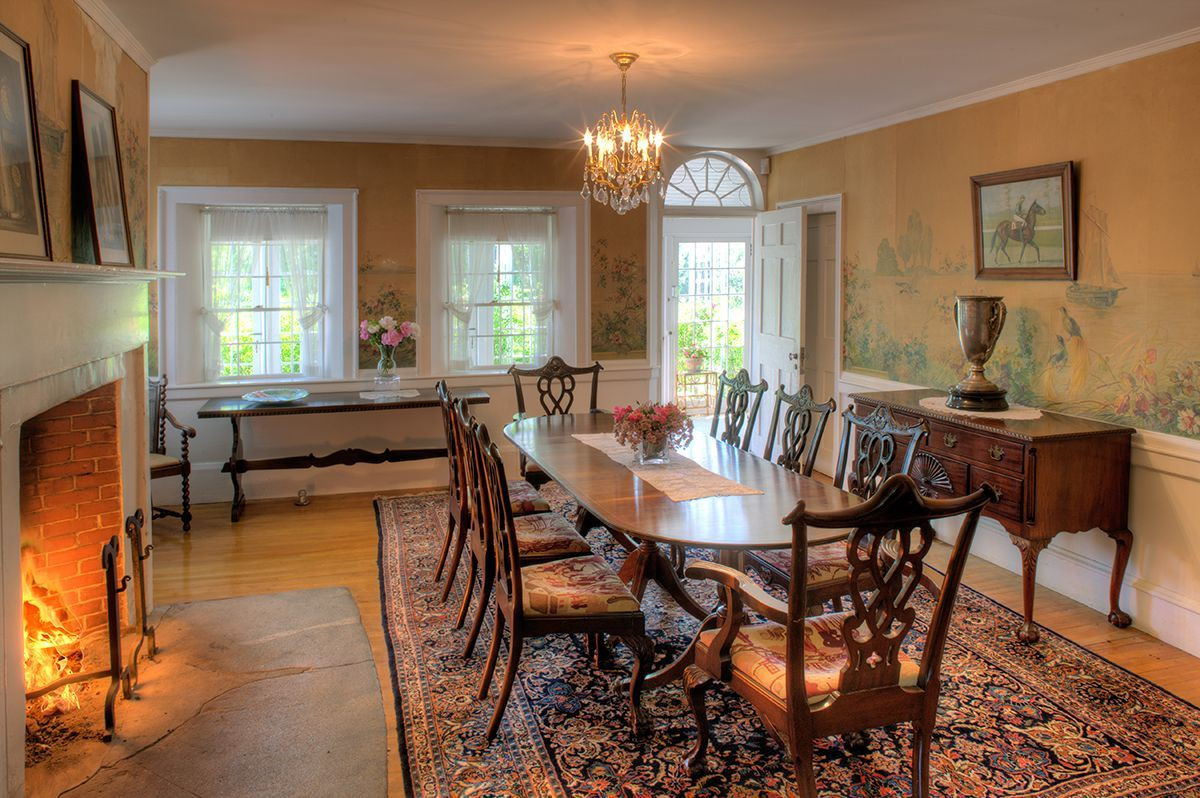 Main residence dining room