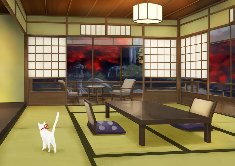 旅猫屋の客室