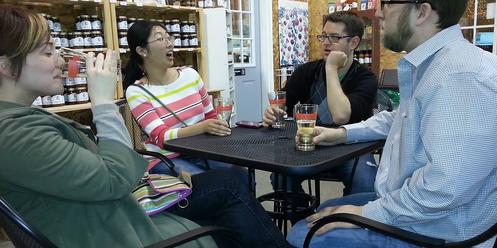 PRODUCTION TOUR - Maiden Rock Winery & Cidery (1)