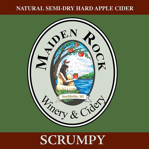 Scrumpy Semi-Dry Sparkling Cider