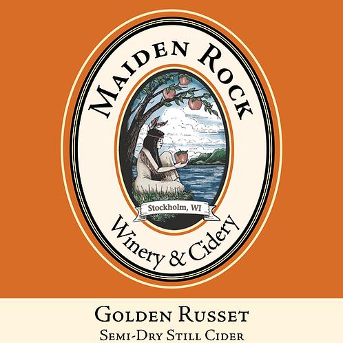 Golden Russet Semi-Dry Still Cider