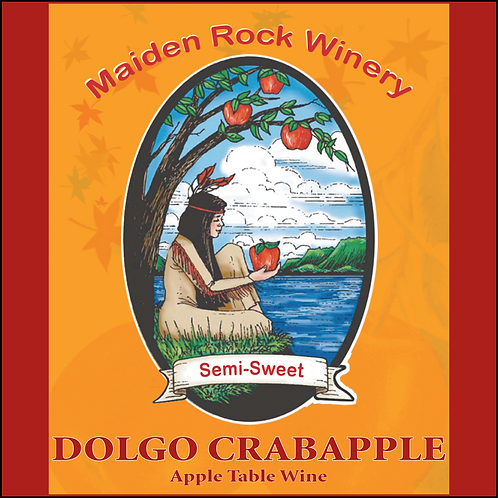 Dolgo Crabapple Semi-Sweet Table Wine