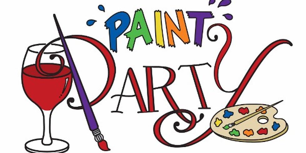 Makin' Art Paint Party