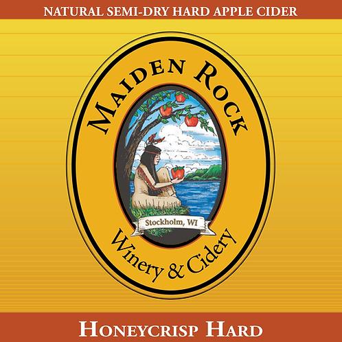Honeycrisp Hard™ Natural Semi-Dry Hard Cider