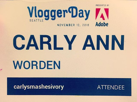 Notes from Vlogger Day