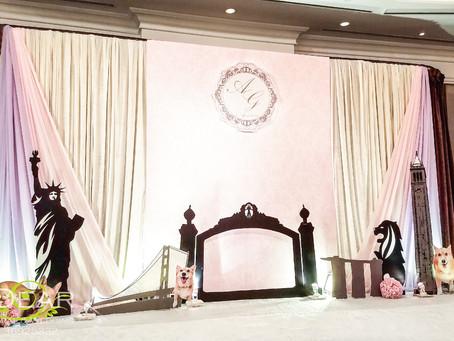 旅遊名勝主題婚禮選擇時不可不知的潛規則Island Shangri La Hotel Atrium Room