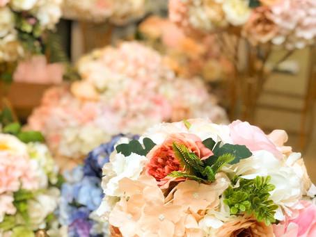 疫情下的My Dear Floral 工作日記(一)