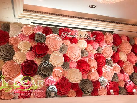 [MY DEAR FLORAL Mandarin Oriental Hotel Wedding Decoration- 婚禮佈置 ]