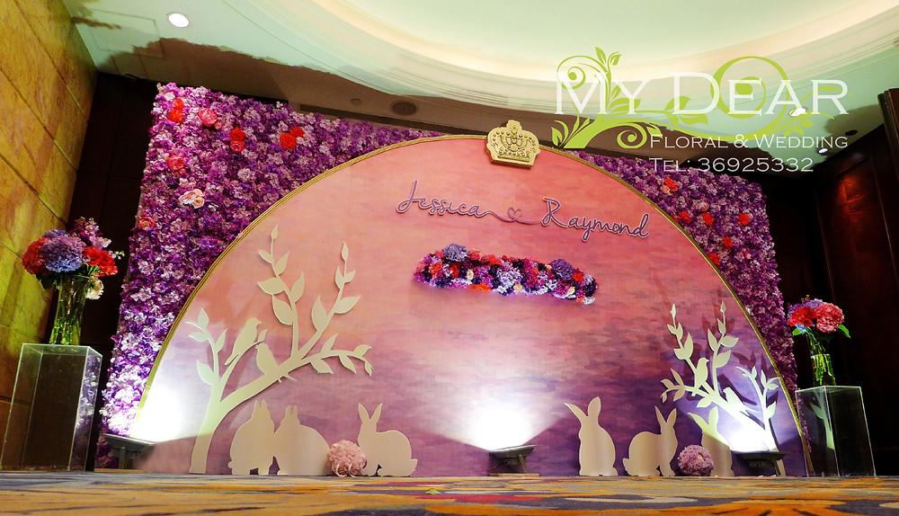 Island Shangir La Hotel Grand Ballroom - Fantasy
