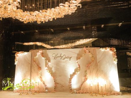Ritz Carlton Hotel Diamond Ballroom - 華麗高貴悅目背景
