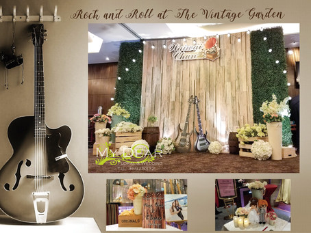 Rock and Roll in the Garden - Kowloon Hotel