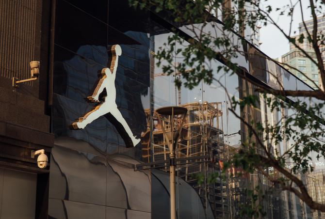 WEEKNDRS | Jordan Store (Beijing)