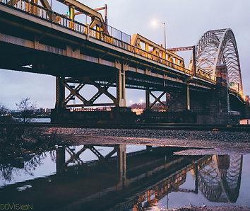 Steel Reflection