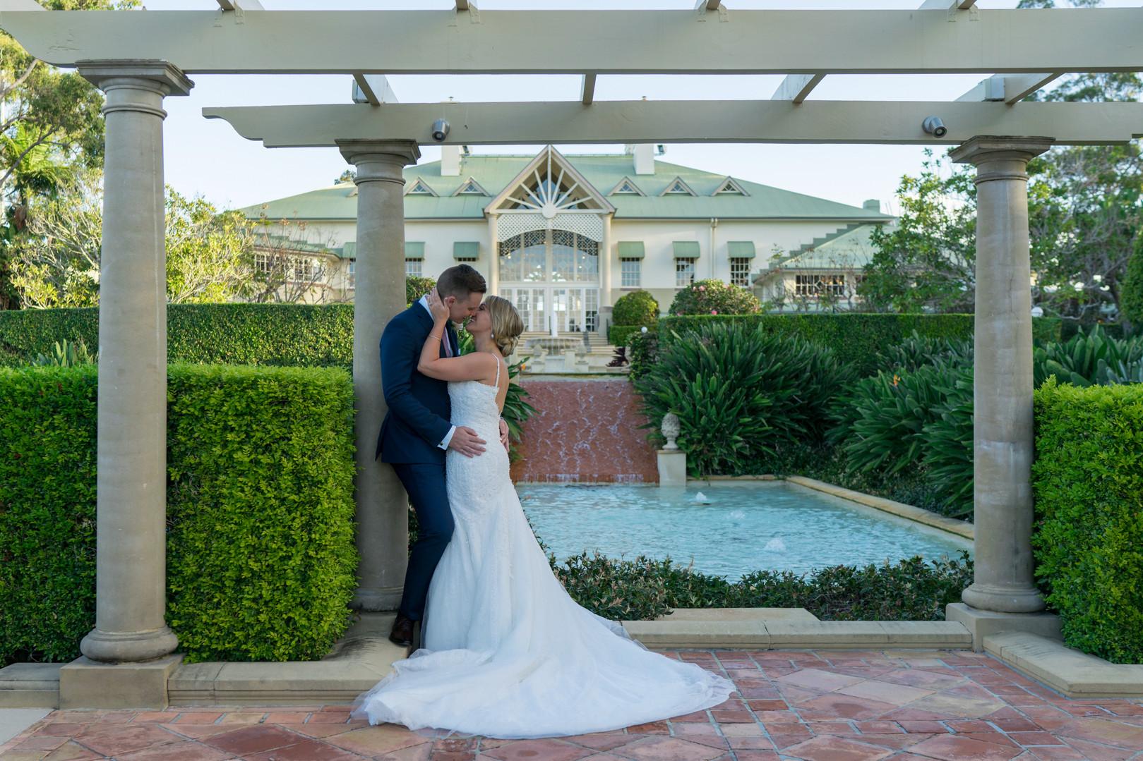 Julianna + Matt | Sanctuary Cove Resort