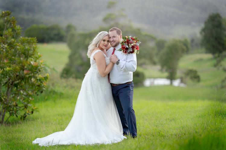 Heather + Nick   Sunshine Coast Wedding