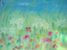 Flowers Meadow floral