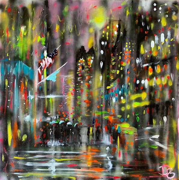 New york 5th Avenue USA