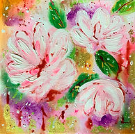 FLOWERS, florals, flower painting