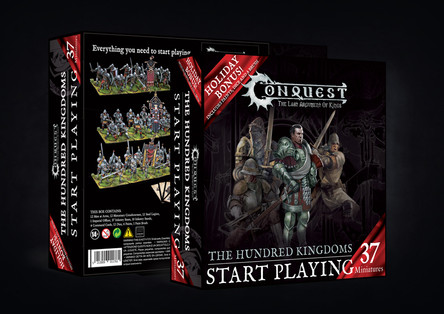 The Hundred Kingdoms - Start Playing Wave 2