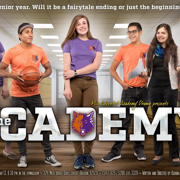 Drama Club promo poster