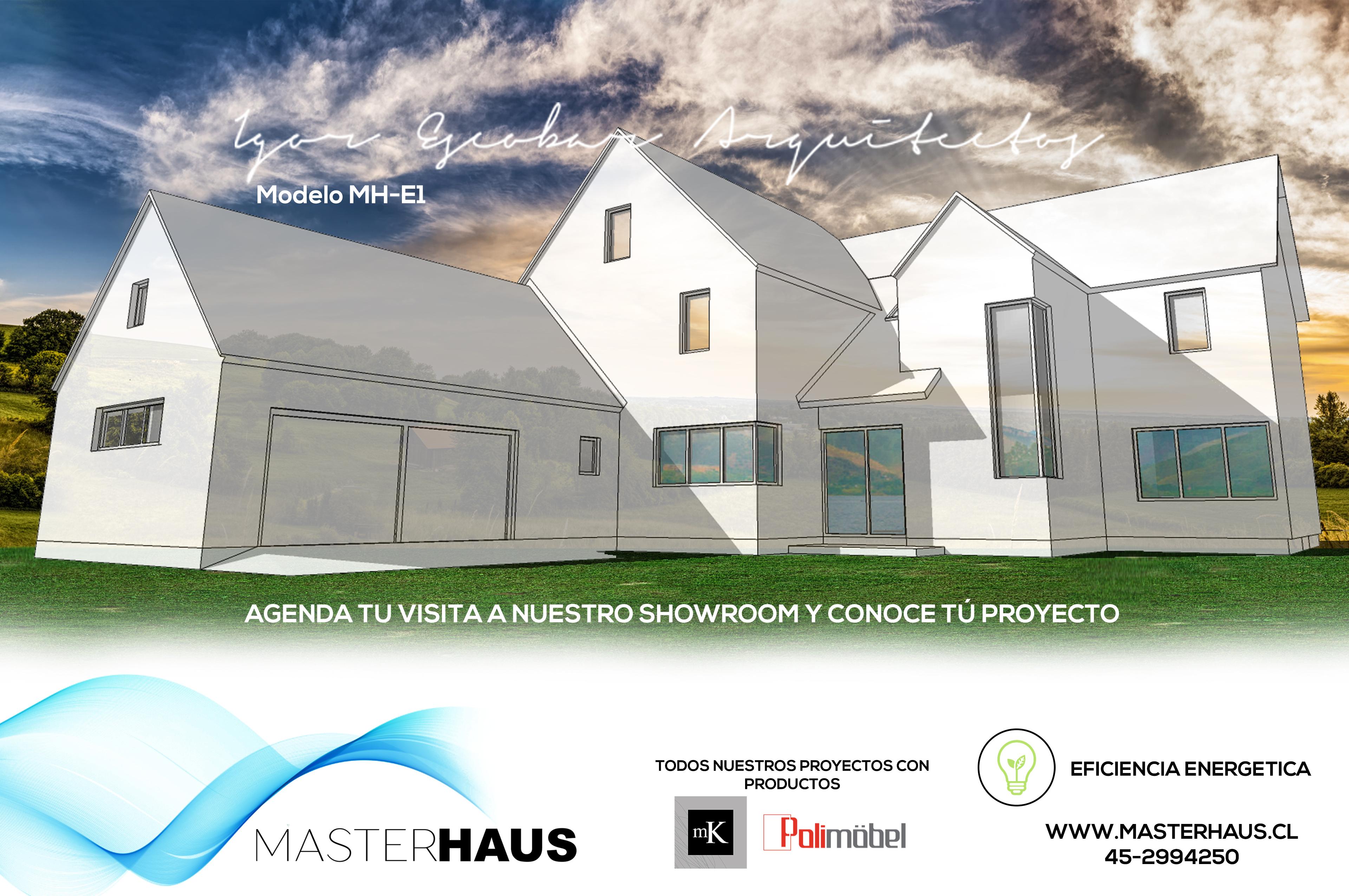 Masterhaus mod.  MH-E1