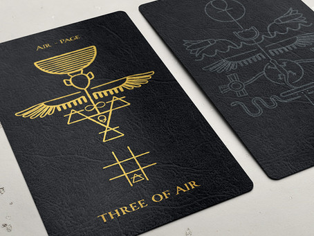 Three of Air (Swords)