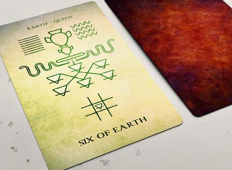 Six of Earth (Pentacles)