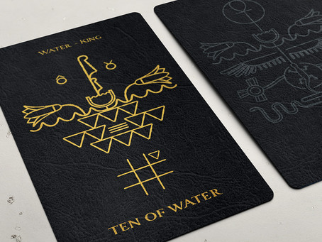 Ten of Water (Cups) – Arcane Glyphs Tarot