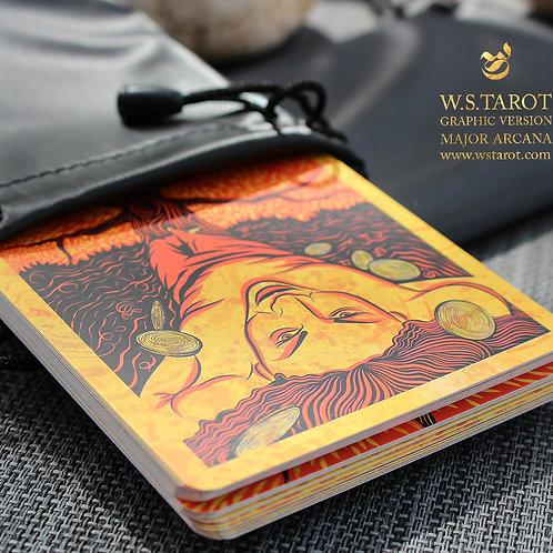 W.S. Tarot deck graphic version (Major Arcana)