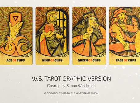 W.S. TAROT GRAPHIC VERSION