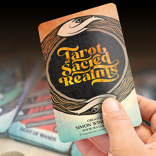 Tarot of Sacred Realms - limited edition!