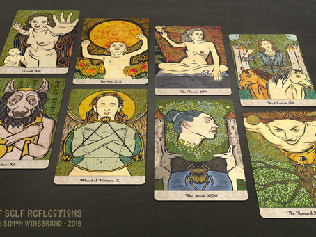 Tarot of Self Reflections
